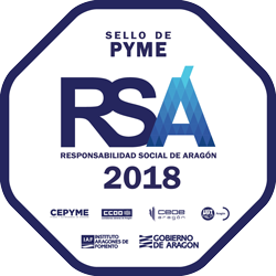 Sello pymes RSA 2018 grande